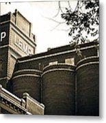 The Historic Lemp Brewery Metal Print