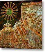 The History Of Consciousness Metal Print