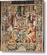 The History Of Hannibal Hannibals Oath Metal Print