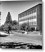 The Holland Library - Pullman Washington Metal Print