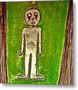 The Hollow Men 88 - Lone Idea Metal Print