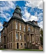 The Holmes County Courthouse Metal Print