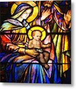 The Holy Child Metal Print