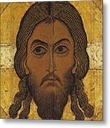 The Holy Face Metal Print