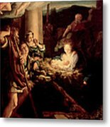 The Holy Night Metal Print