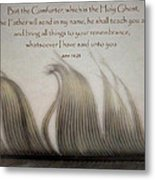 The Holy Spirit Metal Print