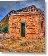 The Homestead 3 Metal Print