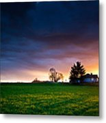 The House Of The Rising Sun Metal Print