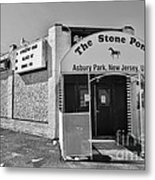 The House That Bruce Built II - The Stone Pony Metal Print