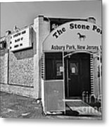 The House That Bruce Built - The Stone Pony Metal Print