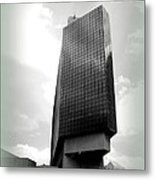 The Hyatt Downtown Columbus Metal Print