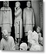 The Indian Icons Metal Print