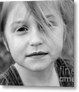 The Innocence Of A Child Metal Print