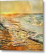 The Inspirational Sunrise Metal Print