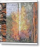 The Instant Of Inspiration Metal Print by George Guarino