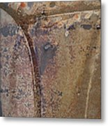the Intersection Metal Print