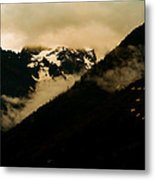 The Invisible View Metal Print