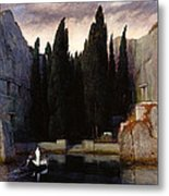 The Isle Of The Dead Metal Print