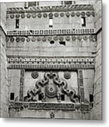 The Jaisalmer Fort Metal Print