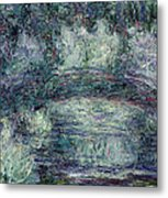 The Japanese Bridge, 1918-19 Oil On Canvas See Detail 382336 Metal Print