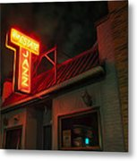 The Jazz Estate Metal Print