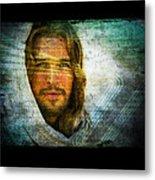 The Jesus I Know Metal Print