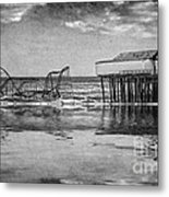 The Jetstar Metal Print by Debra Fedchin