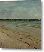 The Jetty Metal Print by Sandy Keeton