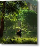 The Journey Metal Print by Melissa Krauss
