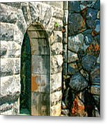 The Keep Biltmore Asheville Nc Metal Print by William Dey