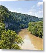 The Kentucky River Metal Print