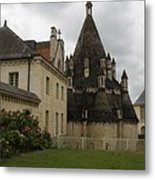 The Kitchenbuilding - Abbey Fontevraud Metal Print
