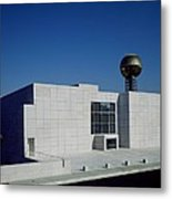The Knoxville Museum Of Art Metal Print
