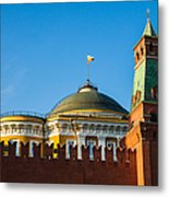The Kremlin Senate Building Metal Print