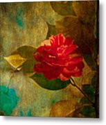 The Lady Of The Camellias Metal Print by Loriental Photography
