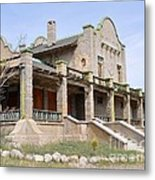 The Las Vegas And Tonopah Railroad Depot Metal Print