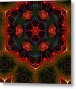 The Last Flower II Metal Print
