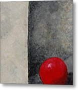 The Last Red Balloon Metal Print