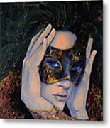 The Last Secret Metal Print by Dorina  Costras