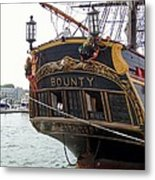 The Late Great Bounty Metal Print