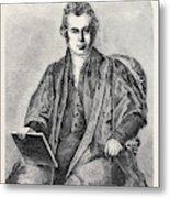The Late Venerable Archdeacon John Williams Metal Print