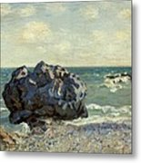 The Laugland Bay Metal Print by Alfred Sisley