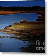 The Lay Of The Land Metal Print