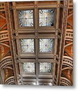 The Library Of Congress Metal Print