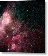 The Life And Death Of Stars Metal Print