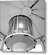 The Light At Fort Gratiot Light House Metal Print