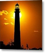 The Light Of Cape May Metal Print