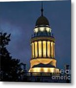 The Light Of Higher Learning Metal Print