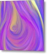The Light Of The Feminine Ray Metal Print by Daina White