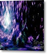 The Light Within Metal Print by Annie Zeno